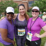 city employees at Chamber Challenge race