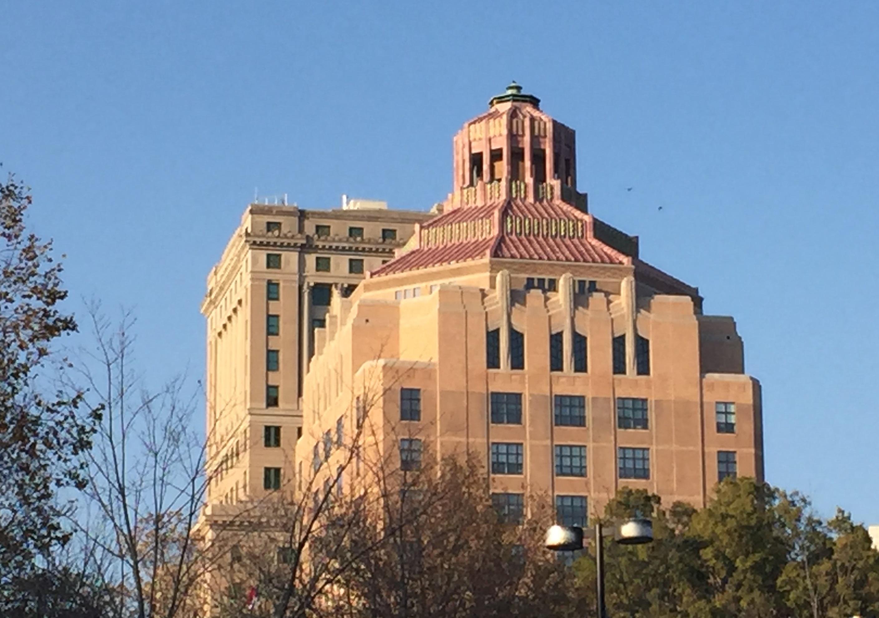 photo of Asheville City Hall