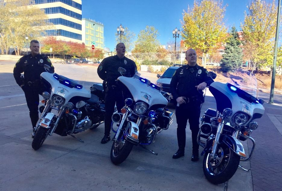 Harley Davidson Of Asheville >> Asheville Police Department adds new motorcycles to its fleet | The City of Asheville