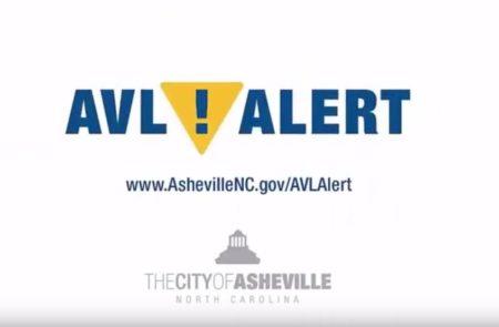 avl alert logo and web address