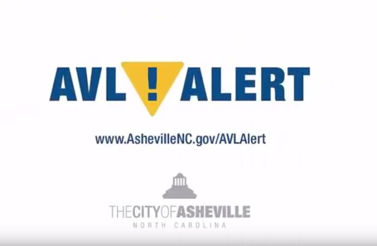 avl alert logo and web address