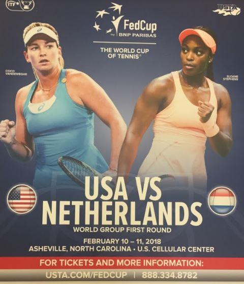 Asheville chosen as site for U S  Tennis Association 2018 first