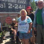volunteers at Elder and Sage Garden