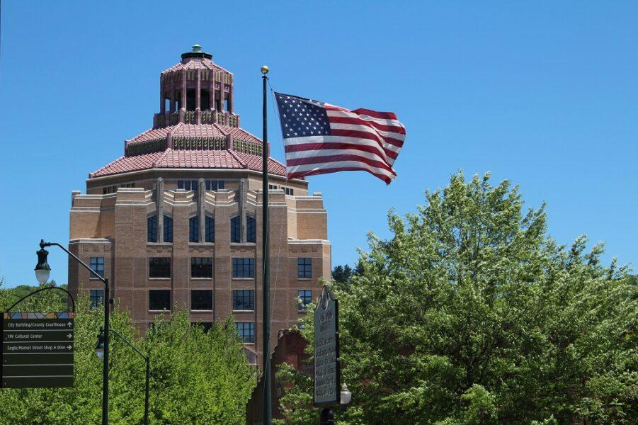 City Hall flag