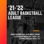 Adult Basketball League Image