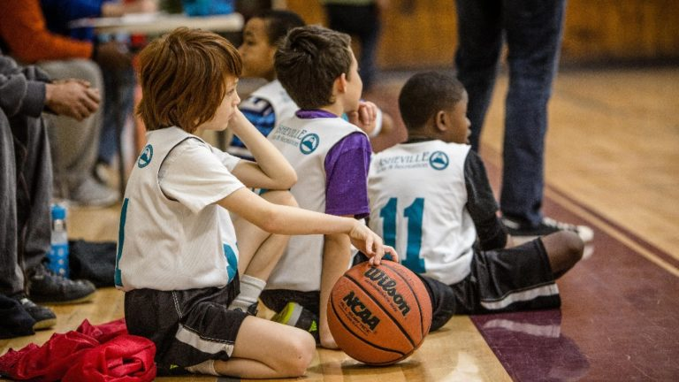 asheville basketball team game