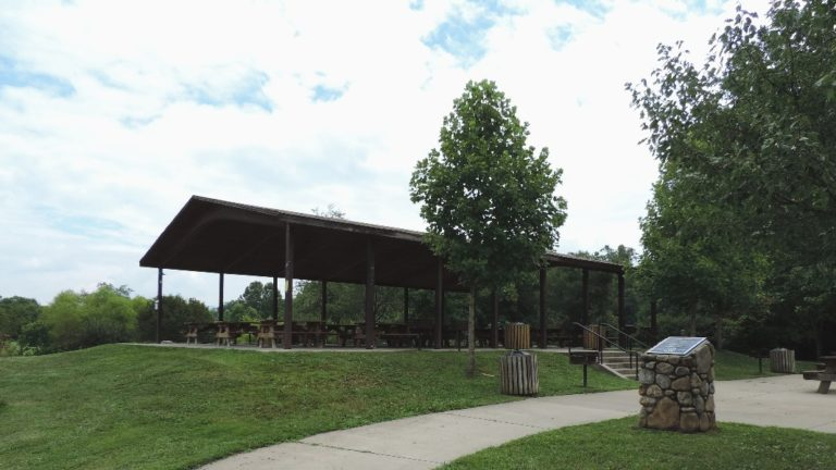 picnic shelter asheville nc