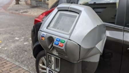 city of asheville parking meter