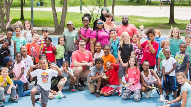 community parks and recreation event