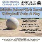 Sand Volleyball train and play image