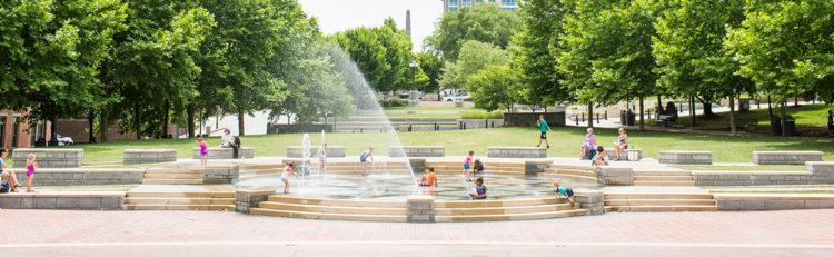 splashville downtown asheville water park