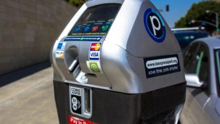 smart meter for parking