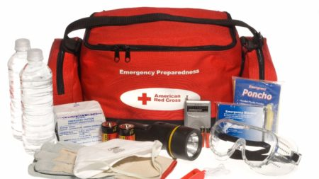 emergency preparedness kit and contents