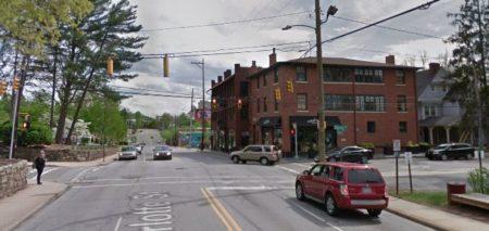 Charlotte Street scene