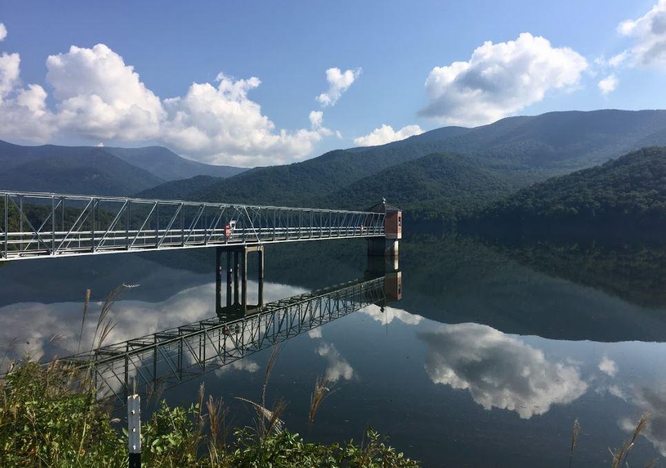 N Fork Reservoir