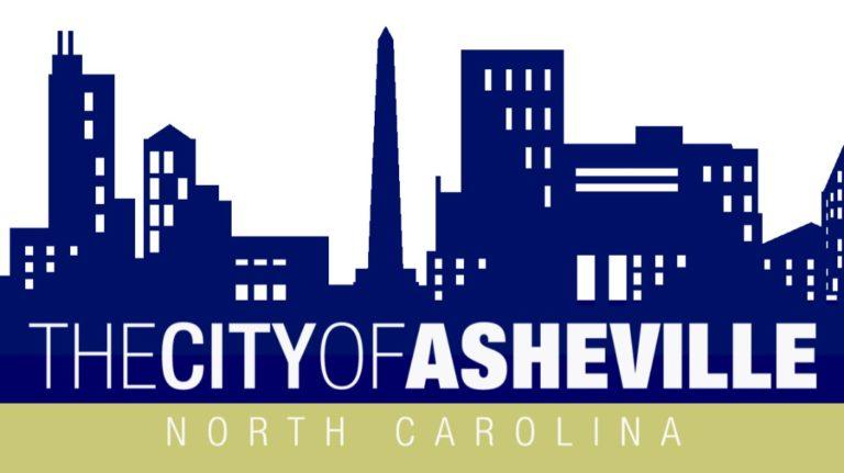 city of asheville north carolina enews graphic
