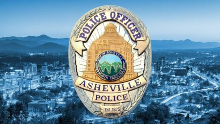 asheville police department badge graphic