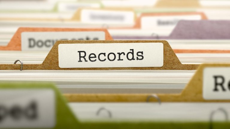 files with title records