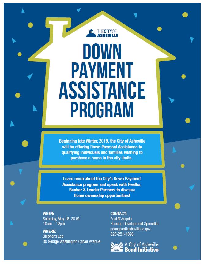 Video: Asheville's Down Payment Assistance Program ...