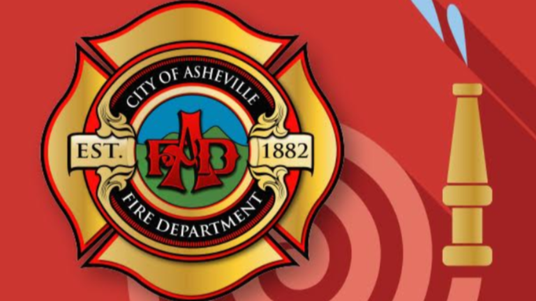 asheville fire department logo