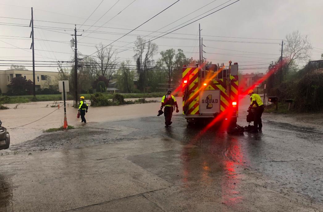Asheville Fire Department in Biltmore Village.
