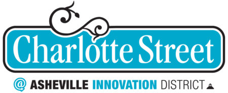 charlotte street asheville innovation district logo