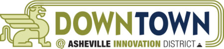 downtown asheville innovation logo