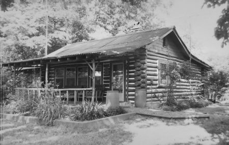 Thomas Wolfe Cabin