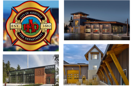 collage of draft building designs