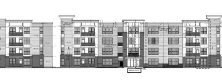 360 Hilliard Avenue concept drawing plan