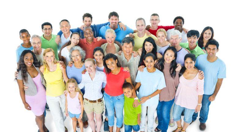 large community group image