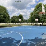 Carrier Park Basketball Court