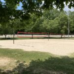 Carrier Park Sand Volleyball Court Photo