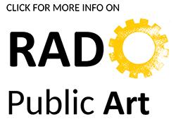 RAD Public Art icon