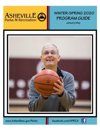 Winter Spring 2020 Program Guide Cover