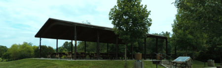 asheville picnic shelter