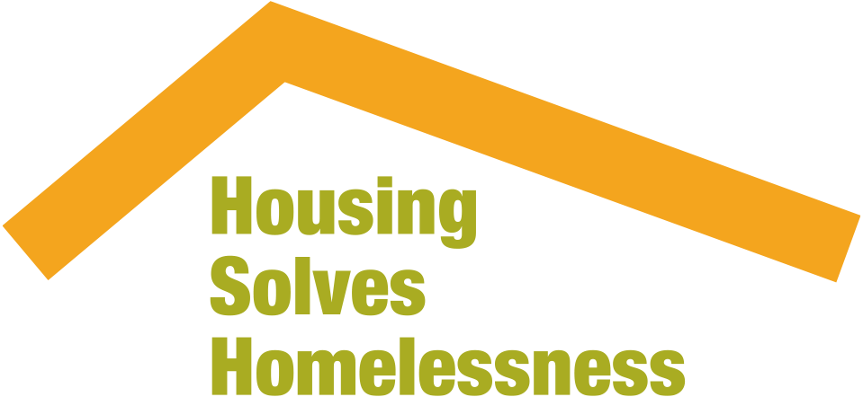 housing solves homelessness title graphic