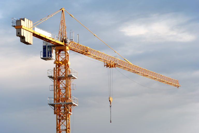 Crane construction file image