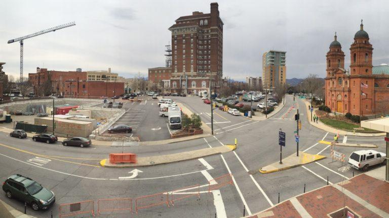 haywood street panorama view