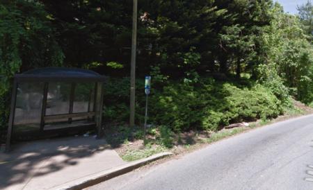 Wood Avenue street scene