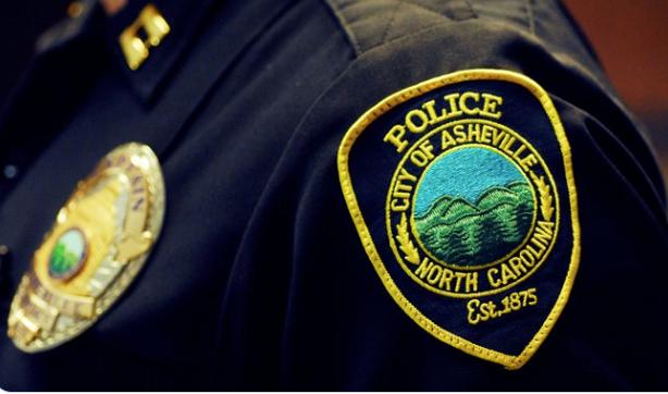 apd police badge on shirt