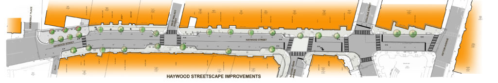 aywood Streetscape rendering