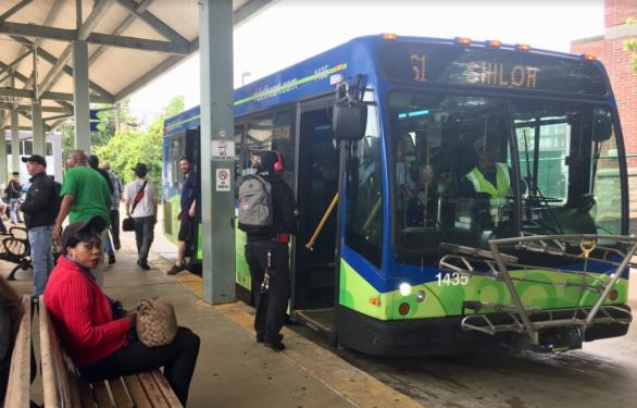 shiloh route ART bus photo