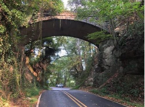 Helen's Bridge, 201 Beaucatcher Road