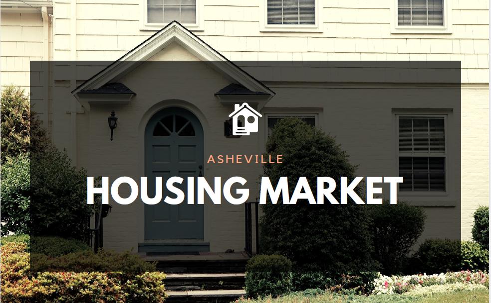 Housing market photo illustration