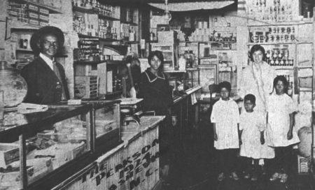 Pearsons grocery archival photo