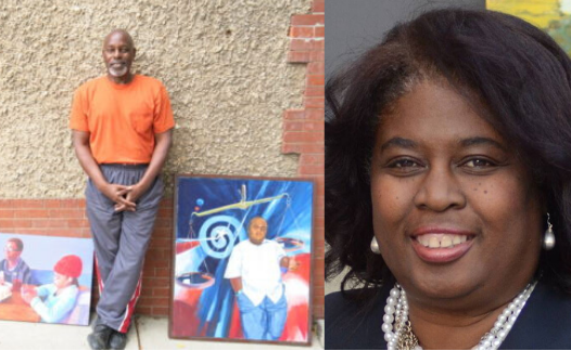Artists selected for Asheville project Joseph Pearson and Phyllis Utley