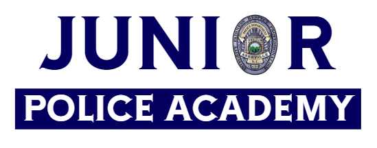 Jr Police Academy logo