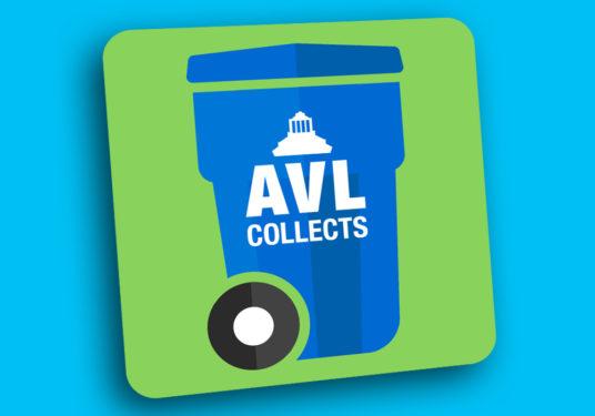 AVL collects app logo