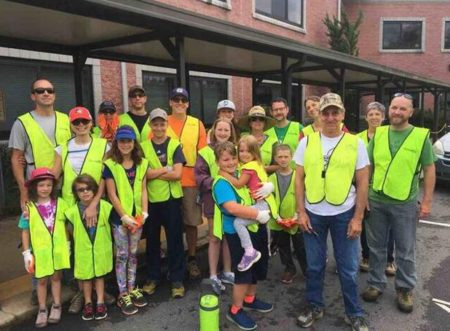 Oakley clean sweep participants
